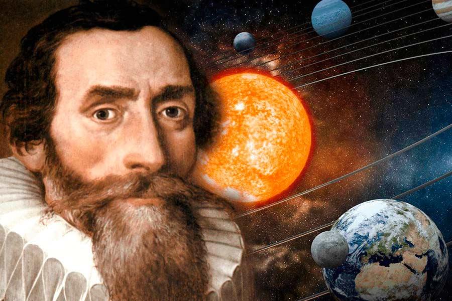 Иоганн Кеплер. Законы движения планет и математические открытия